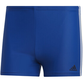 adidas Fit 3S Short de bain Homme, collegiate royal/white